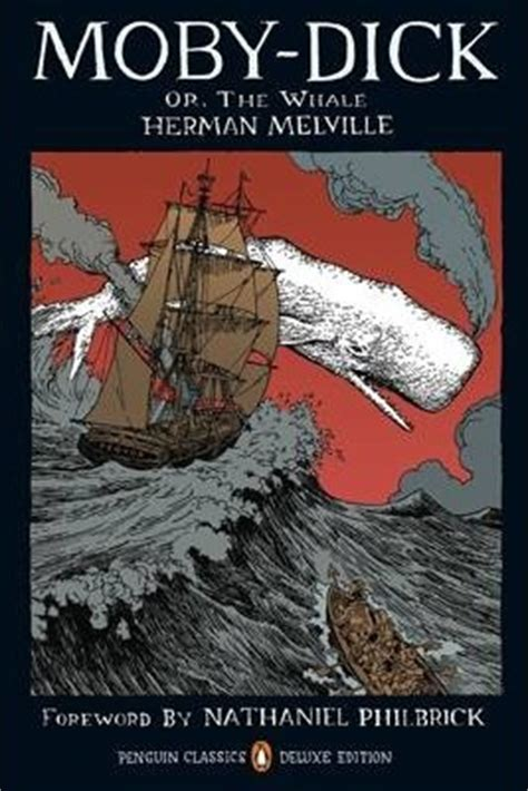 moby herman melville 9780143105954