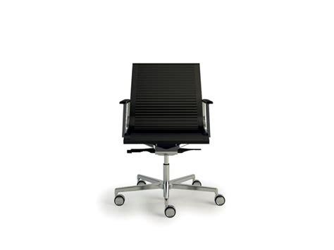fauteuil de bureau design cuir fauteuil bureau design en cuir dossier bas nulite