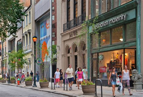 Philadelphia Named The #2 Best Shopping City In The World By Condé Nast Traveler
