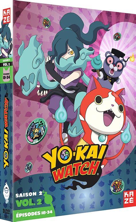 Yo Vol 2 dvd yo saison 2 vol 2 anime dvd news