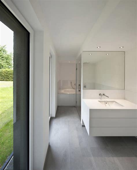 Fliesen Betonoptik Bad by Der Neue Trend F 252 R Das Badezimmer Betonoptik Badezimmer