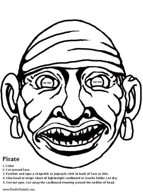 free coloring pages halloween masks halloween scary masks coloring pages az coloring pages