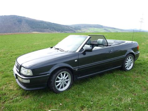 Audi Cabriolet 1997 by 1997 Audi Cabriolet Information And Photos Zombiedrive