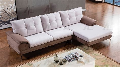 Gray Microfiber Sectional Gray Microfiber Sofa Sectional Ae366 Fabric Sofas