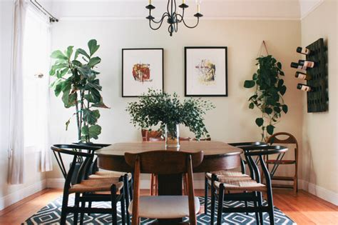 Houzz Dining Room Office My Houzz Family Home Stays True To Style Eclectic