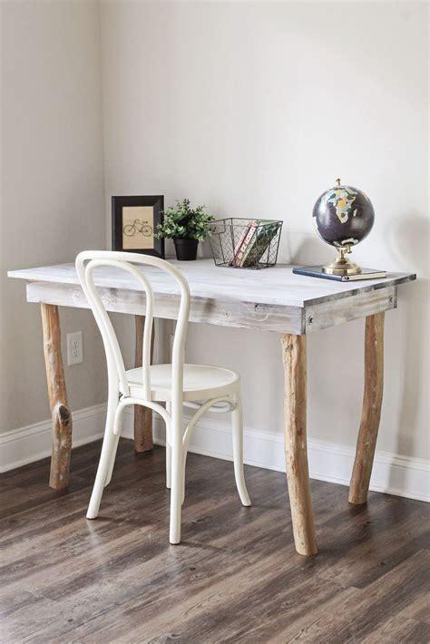 fai da te scrivania una scrivania fai da te semplice da realizzare ecco 15