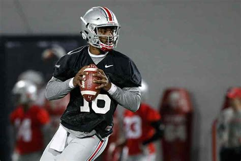 ohio state qb barrett returns with something to prove