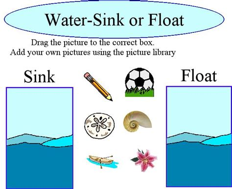 why do wooden boats sink sink or float worksheet abitlikethis does water float or