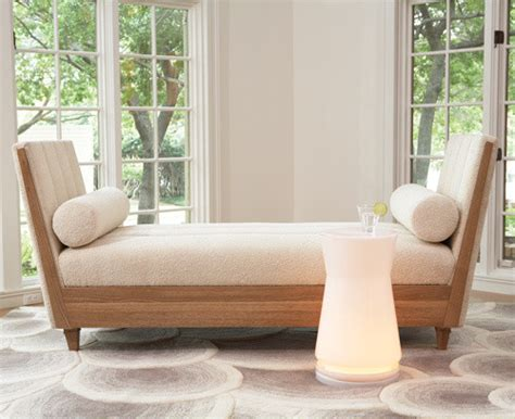 daybeds and chaises channel daybed light wood daybeds miami by