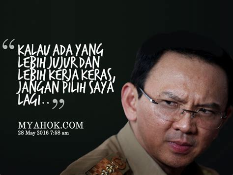 Ahok Jujur | myahok tribute to ahok