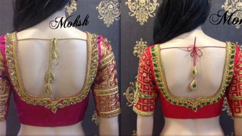 best blouse designs the best place in chennai for bridal blouse designs moksh