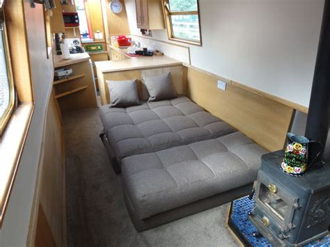 Narrowboat Sofa Beds 55 Best Images About Narrowboat Sofa Beds On
