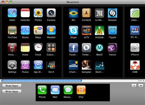 Application De Rangez Et Organisez Vos Application Iphone Avec Movement