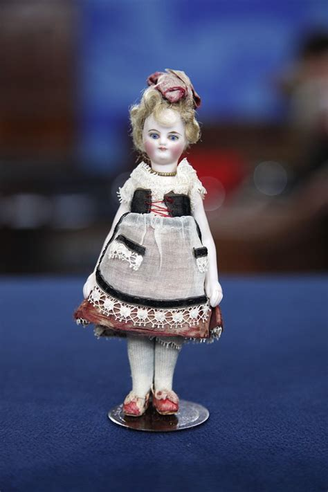 bisque doll appraisal mignonette bisque doll ca 1880 antiques