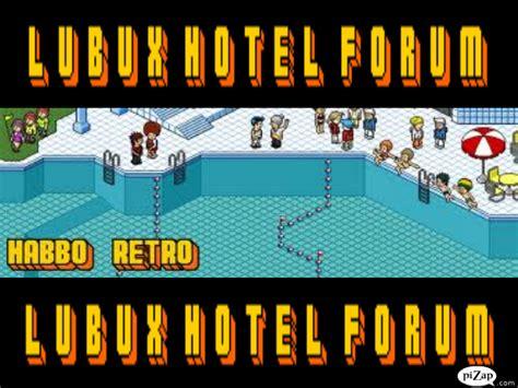 bss hotel crea il tuo avatar arreda le tue stanze forum gratis lubux hotel