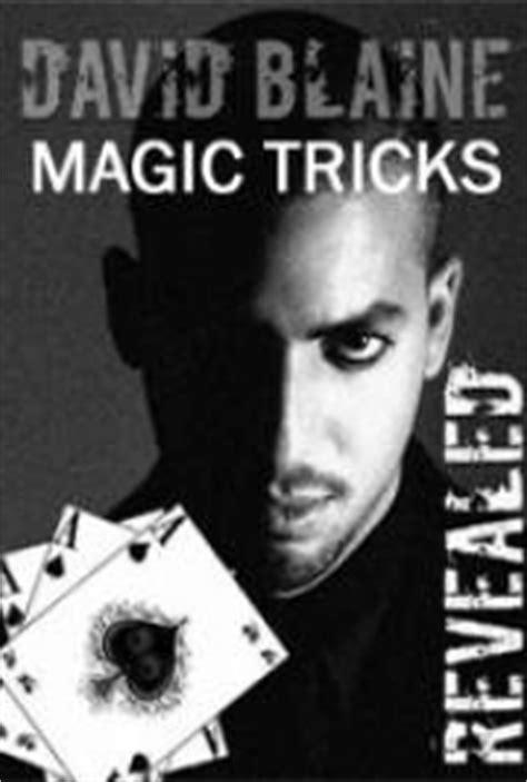 David Blaine's Magic Tricks Revealed!, by : FREE Book Download