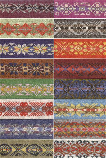 200 Fair Isle Motifs A Knitter S Directory From Knitpicks