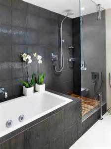 Modern Bathroom With Shower 30 Luxury Shower Designs Demonstrating Trends In