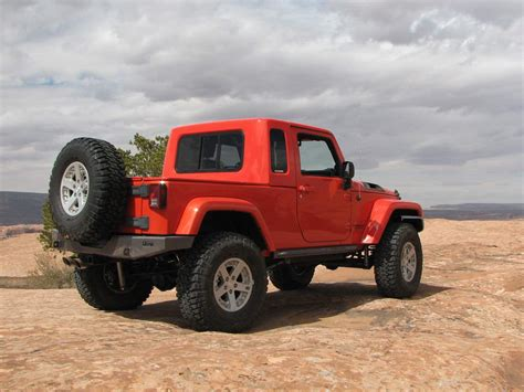 Mopar Jk 8 Jeep Top Tangent Design Inc