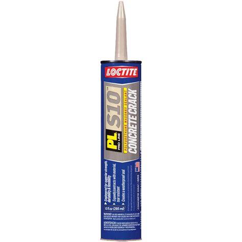 shop loctite pl 10 oz gray paintable caulk at lowes com