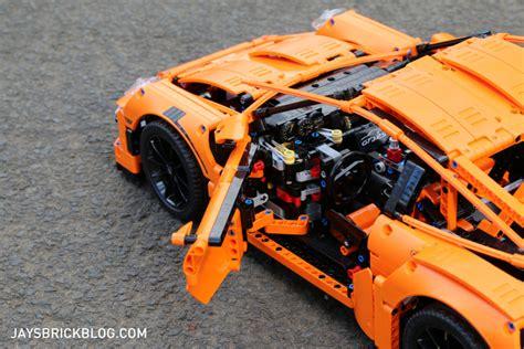 Lego Technic 42056 Porsche 911 Gt Rs review lego 42056 technic porsche 911 gt3 rs