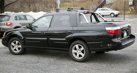 File 2006 Subaru Baja Rear Left Jpg