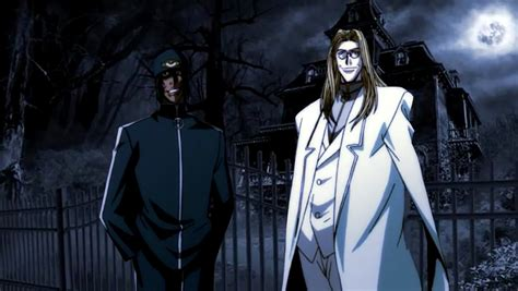hellsing luke jan and luke mansion hellsing by schrodinger