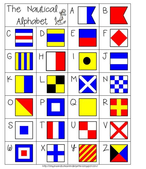 5 Nautical Style Treasures To Bring Some To Your Steps by Best 25 Nautical Flag Alphabet Ideas On