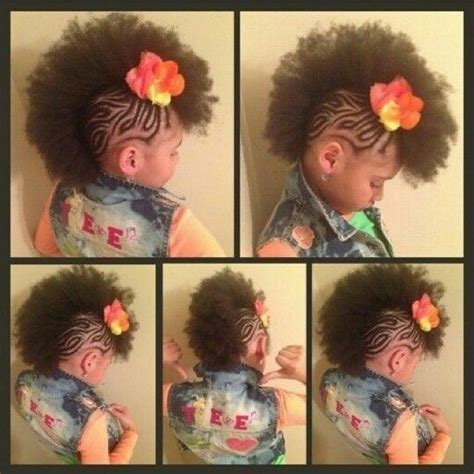 how to have a neat hairstyle with baby fine hair 48 best braided mohawk styles images on pinterest