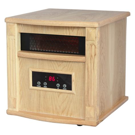 comfort furnace gold 1500w portable infrared heater