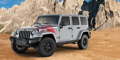 Jeep Wrangler Winter Edition Jeep Wrangler Unlimited Winter Edition 2107 Listo