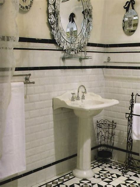 bathroom tiles black and white ideas 21 black and white bathroom floor tiles ideas