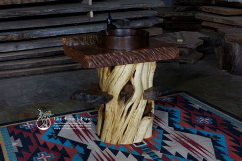 Twisted With An Edge 54 best images about rustic vanity on wood