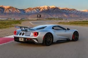 Ford Gt 2017 Ford Gt Drive Review The Right Stuff