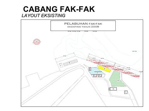 layout pelabuhan makassar pelindo iv
