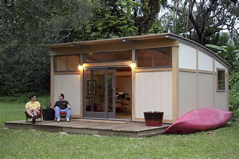 metropolitan shed an affordable prefab option little house in the valley