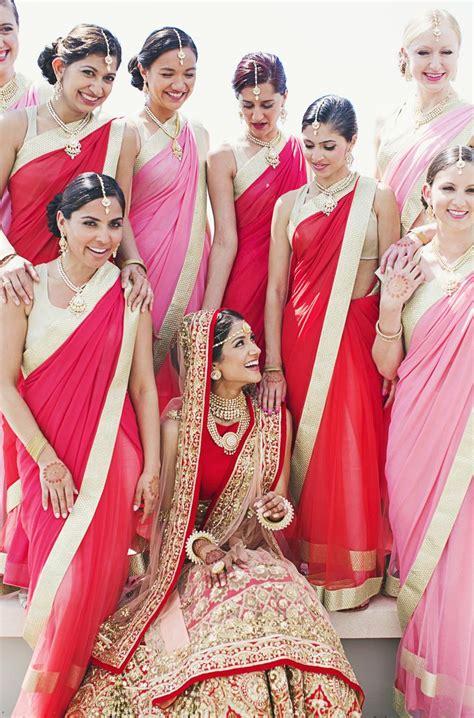 wedding images indian 225 best bridesmaids dresses bridesmaid sarees
