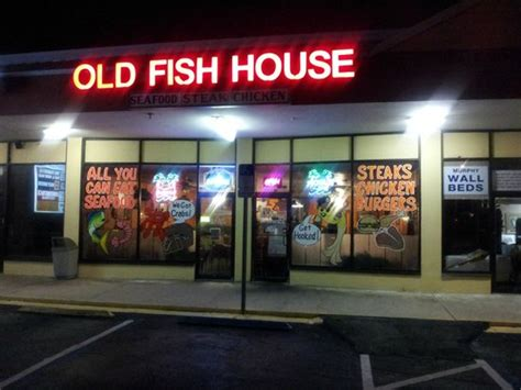 fish house restaurant old fish house picture of old fish house restaurant cocoa beach tripadvisor