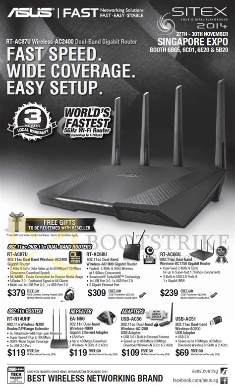 Asus K451ln Wx154h asus networking routers repeaters wireless adapters rt