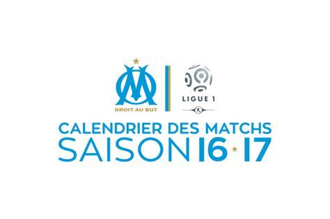Calendrier Ligue 1 2016 Om Le Calendrier 2016 17 De L Om En Ligue 1 Om Net