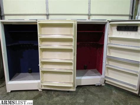 Freezer Cabinets For Sale by Armslist For Sale Trade Disguised Freezer Gun Safes
