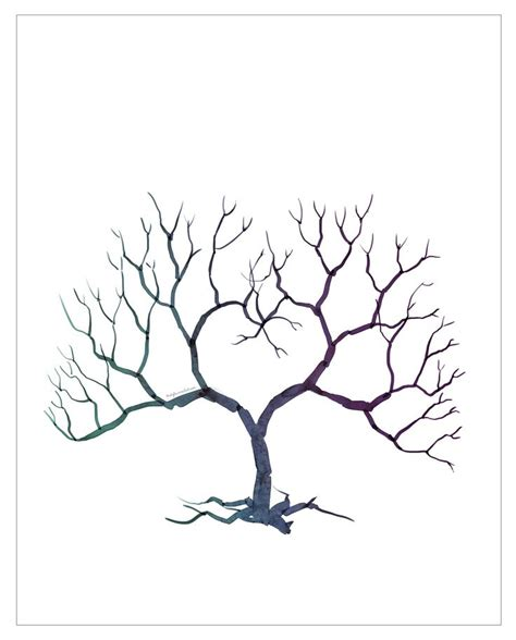 guestbook tree template diy wedding tree guest book open the tree in an editing