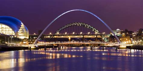 Beautiful Places In The Us by Photo Of Newcastle Quayside Bridges Newcastle Upon Tyne