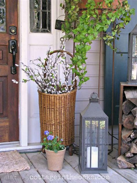 Outdoor Garden Decor Ideas 29 Cool Diy Outdoor Easter Decorating Ideas Amazing Diy Interior Home Design