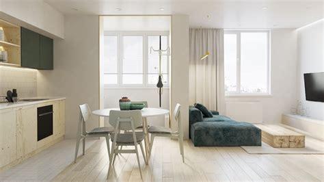modern studio apartment 5 studio apartments that use space splendidly