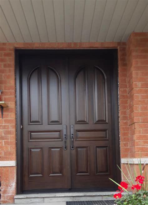 sized solid wood front entry door modern doors