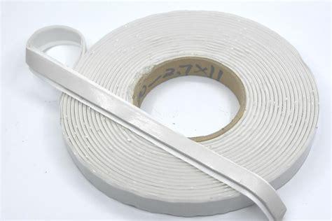 Sealtape 10m Merk Air white color 3mm 12mm 10m butyl sealing for wind power vane buy white color butyl rubber