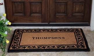 Luxury Front Door Mats Amazing Door Mat Homesfeed