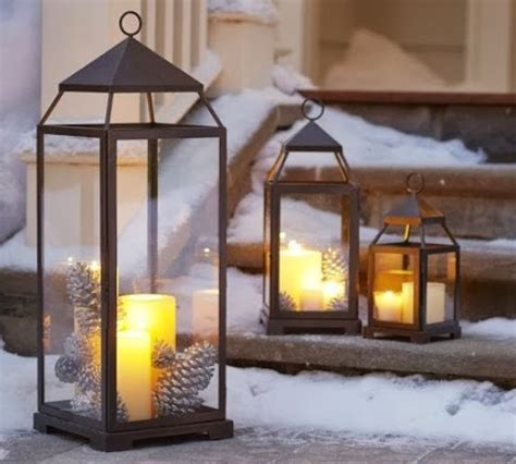 outdoor winter decorating ideas 21 inspiring lanterns for indoors and outdoors