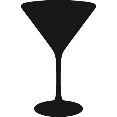 martini glass clip black martini glasses clipart best
